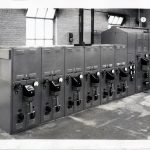 Anchor Mill - Main Switchboard 1937
