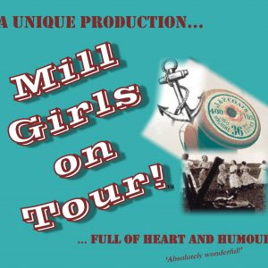 Mill Girls on Tour Cd cover